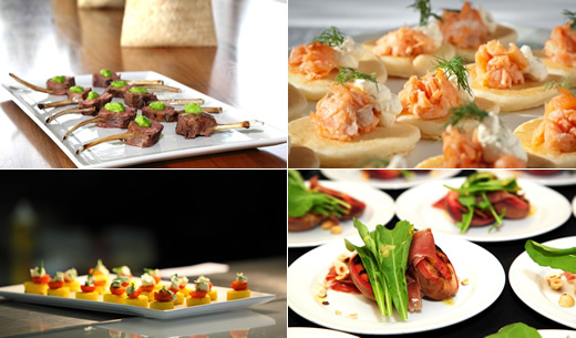 Wedding catering from Aspiring Catering