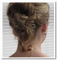 Wedding Hair styling for you and your wedding party