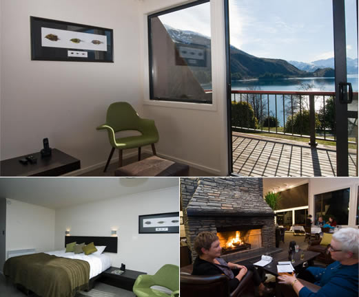 Images from the Lake Hawea Hotel Wanaka Wedding Accommodation