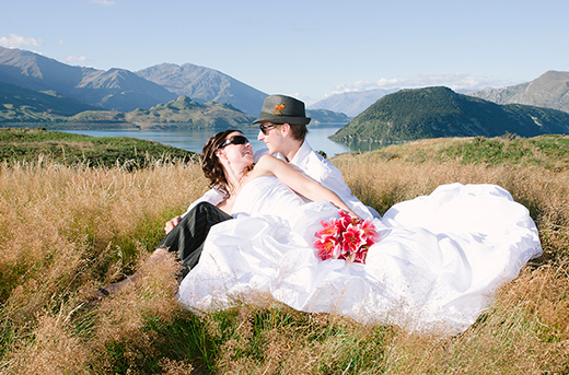Bride Groom Wanaka Wedding Photography Nadine Cagney