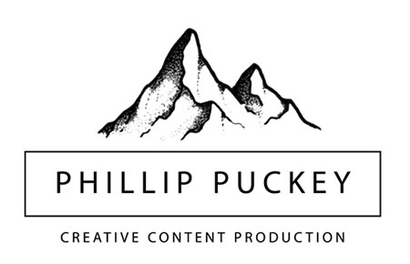 Phillip Puckey Wanaka Wedding Videography Logo