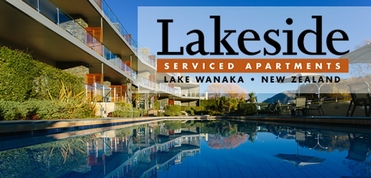 Lakeside Apartments - serviced Wanaka Wedding accommodation