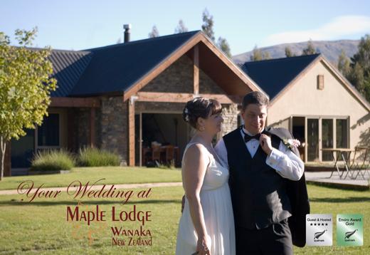 A Maple Lodge Wedding