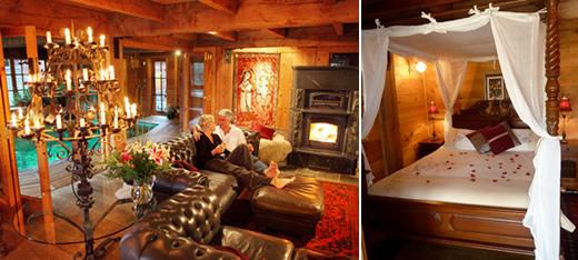 Inside Wanaka Lakehouse